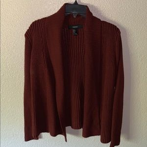 F21 Sweater Cardigan